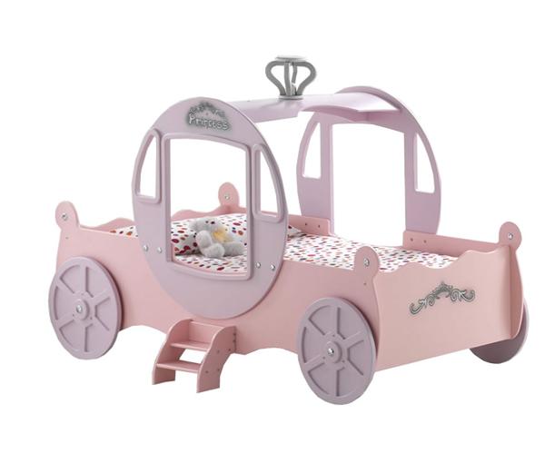 Тематические детские кроватки с бортиками - 4