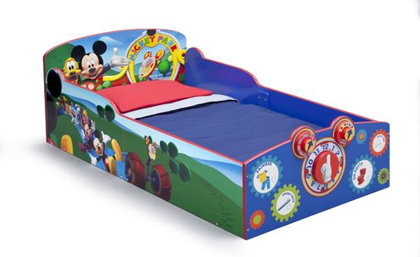Тематические детские кроватки с бортиками - 5