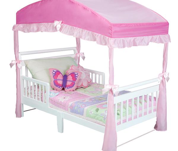 Интересные бортики для детских кроваток - 1