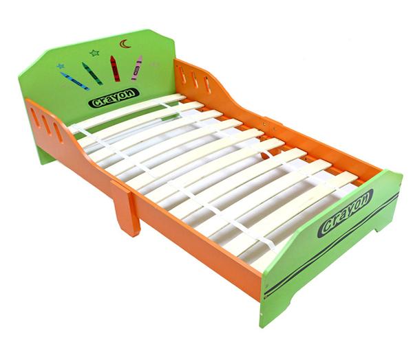Тематические детские кроватки с бортиками - 6