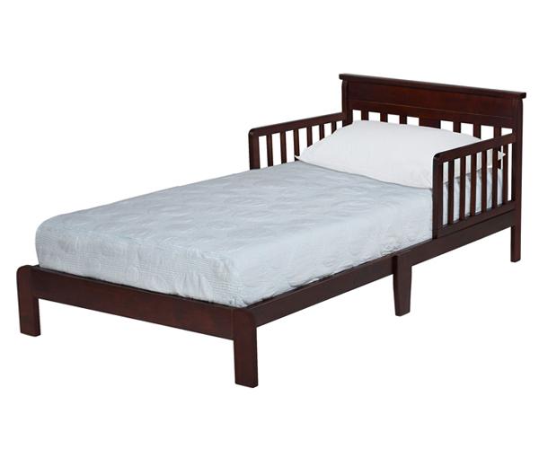 Кровать для трехлетнего ребенка с бортами - 4