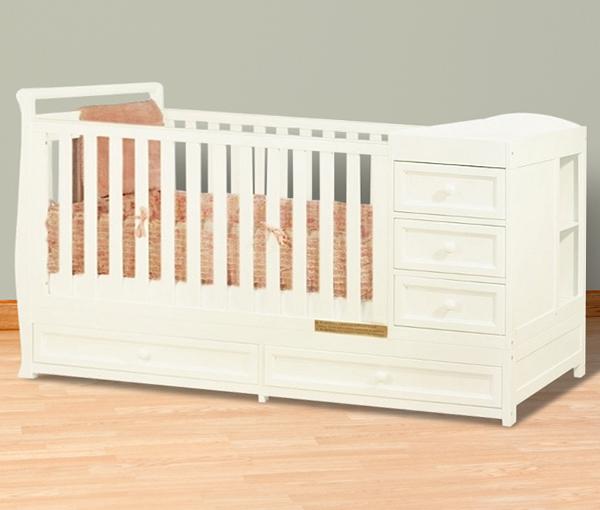 Кровать-пеленатор - 1