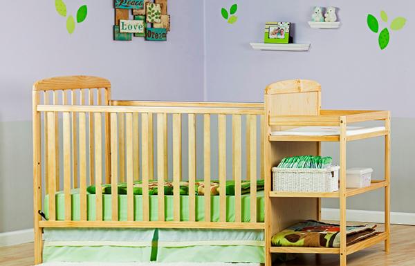 Кровать-пеленатор - 2