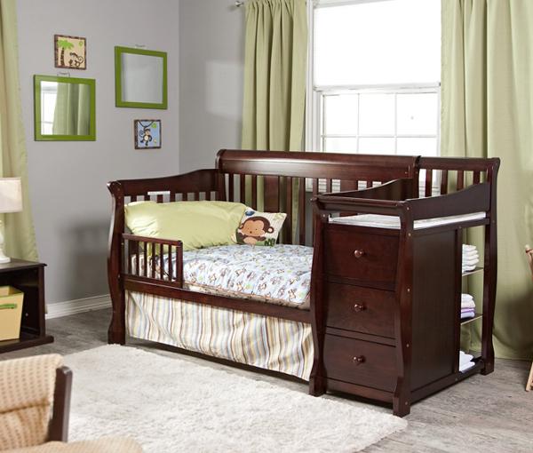 Кровать-пеленатор - 4