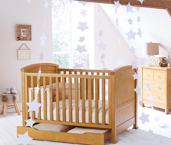 Детская кровать с выдвижными ящиками - 1