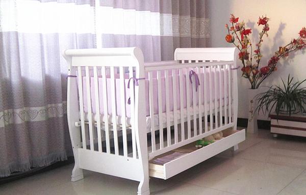 Детская кровать с выдвижными ящиками - 3