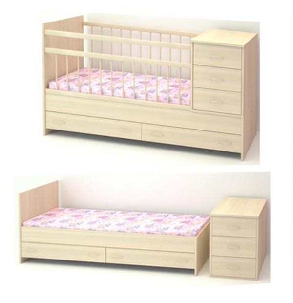 Кровать-трансформер - 4