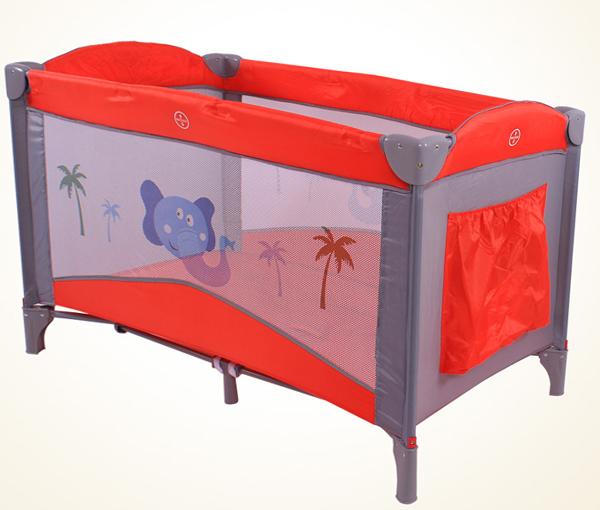 Детский манеж-кровать 6