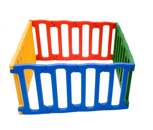 детский манеж пластиковый 4
