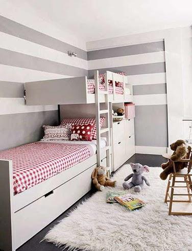 Дизайн большой детской 18 кв.м 1