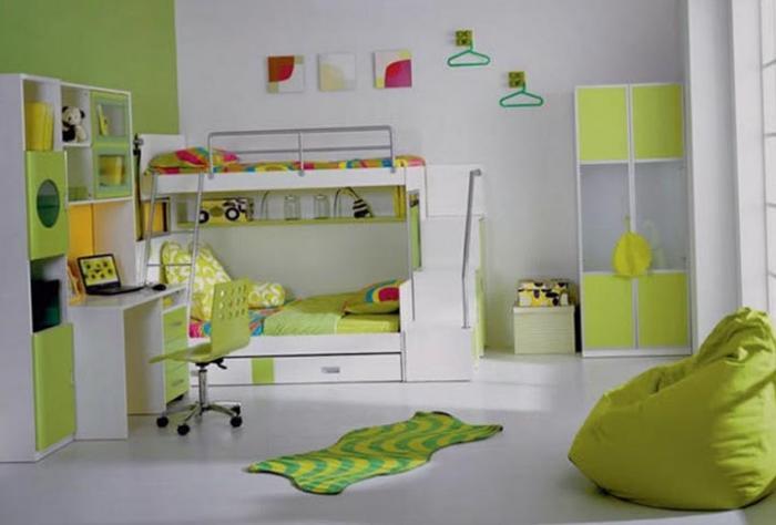 Дизайн большой детской 18 кв.м 10