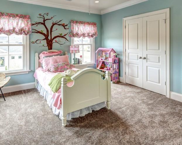 Стили оформления детской комнаты