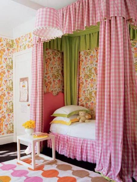 Дизайн детской комнаты - фото 3