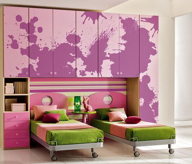 Детская комната средней величины 2