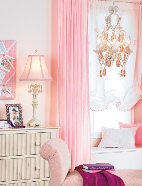 Спальня для девочки 8