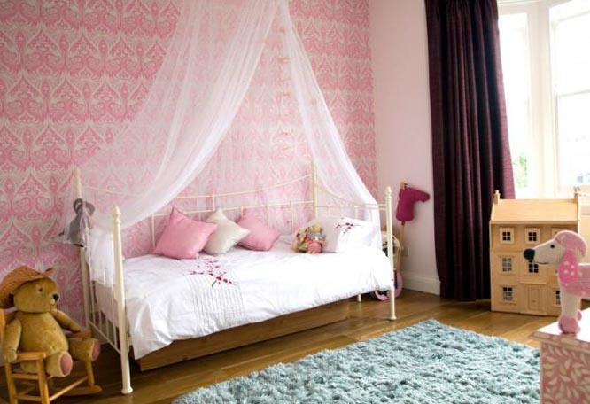 Комната для девочки 2-3 лет 6