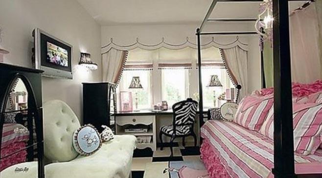 Детская спальня для девочки - интерьер 7