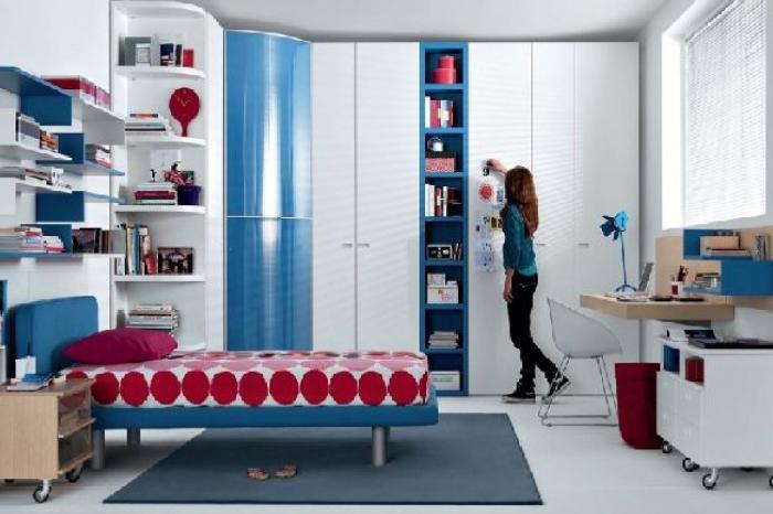 Детская комната для девочки - лучшие фото дизайна, что ...