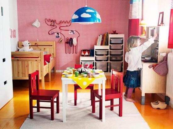Комната для девочки 6-7 лет 3