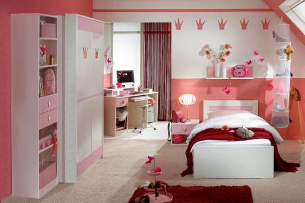 Комната для девочки - фото 3