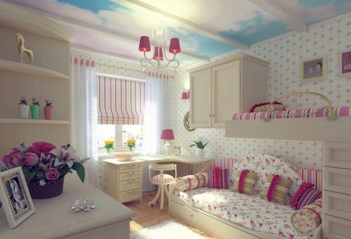 Комната для девочки - фото 4
