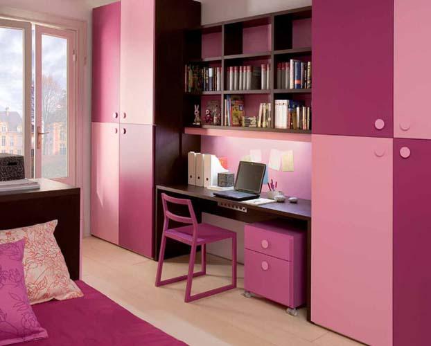 Дизайн детской комнаты 1
