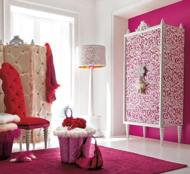 Дизайн детской комнаты 2