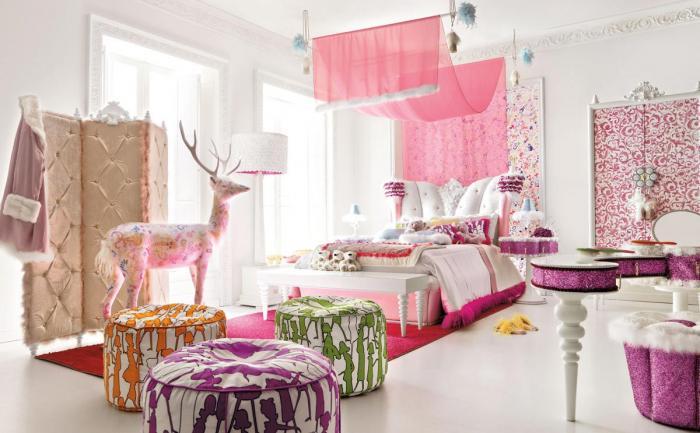 Дизайн детской комнаты 5
