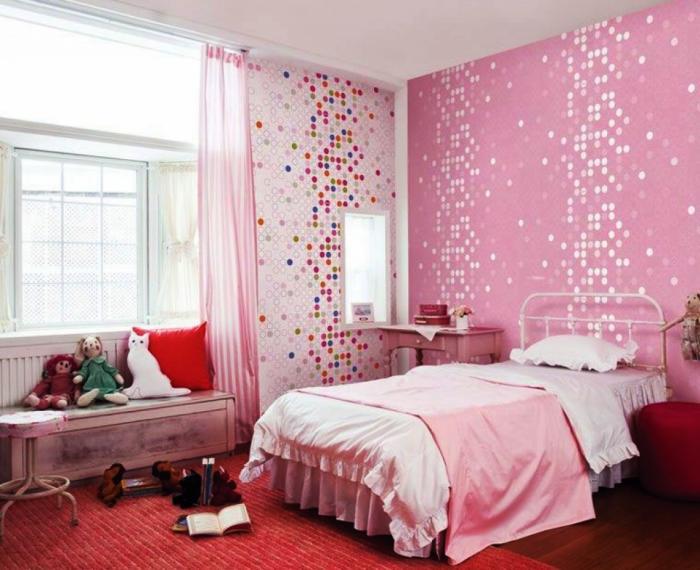 Интерьер комнаты для девочки 5
