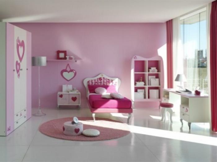 Интерьер детской комнаты 5