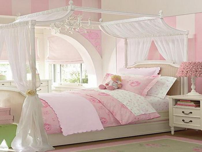 Дизайн комнаты для девочки 2