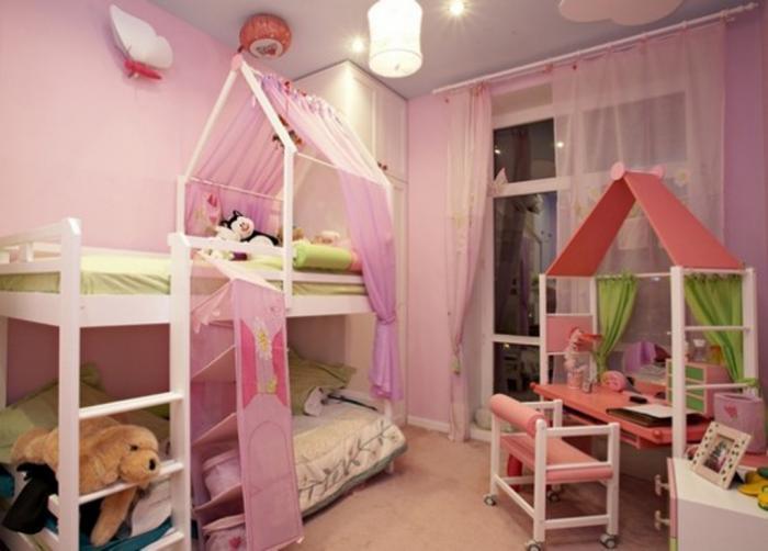 Дизайн комнаты для девочки 5