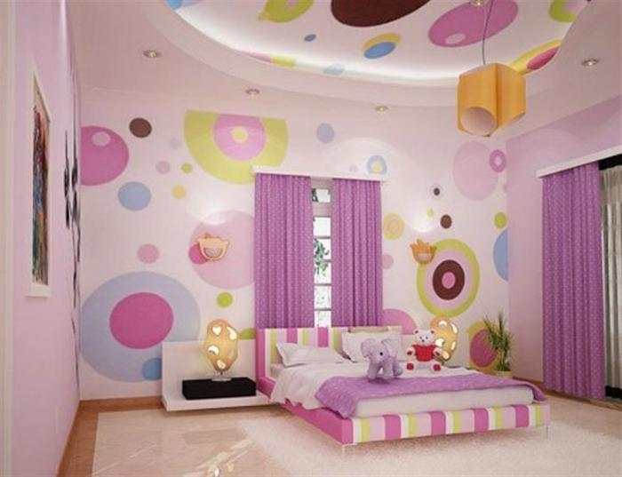 Дизайн детские комнаты для подростков