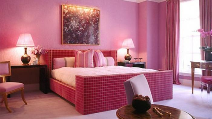 Дизайн интерьера детской спальни 2
