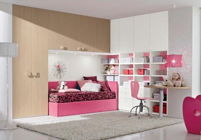 Дизайн интерьера детской спальни 4