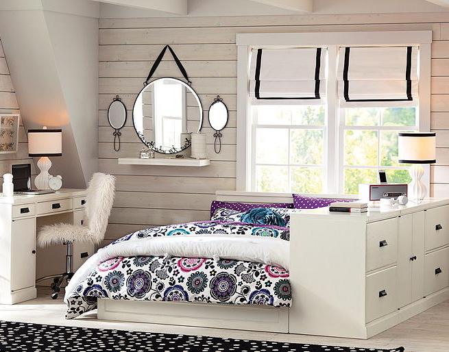 Дизайн интерьера детской спальни 6