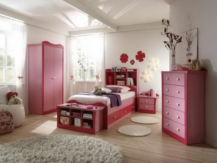 Комната для девочки 6-7 лет 6