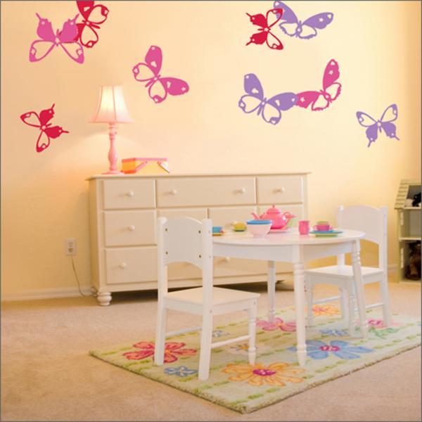 Комната для девочки 6-7 лет 8