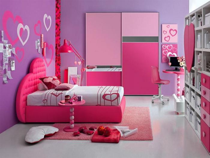 Дизайн интерьера спальни для детей