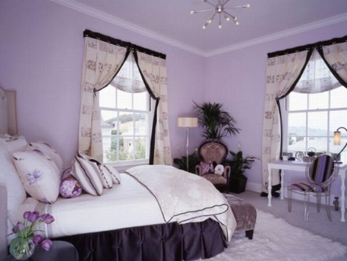 Дизайн интерьера спальни для детей 3