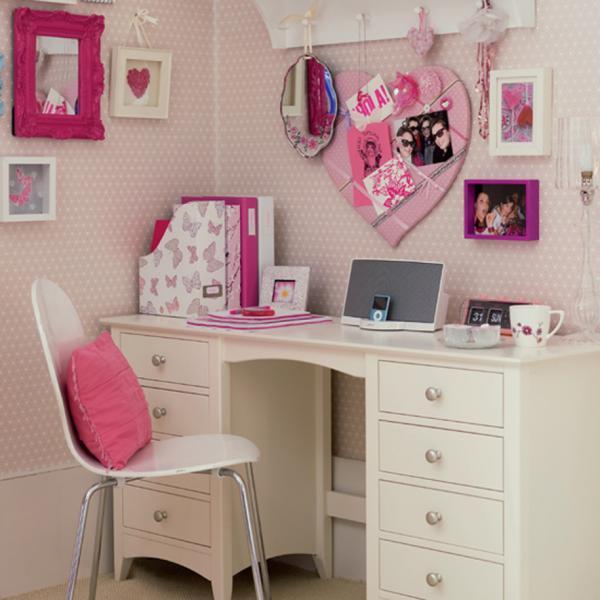Дизайн интерьера спальни для детей 6