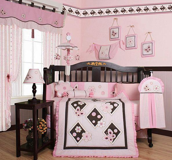 Спальня для девочки 5