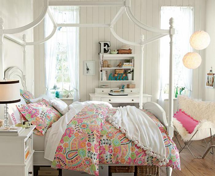 Спальня для девочки 6
