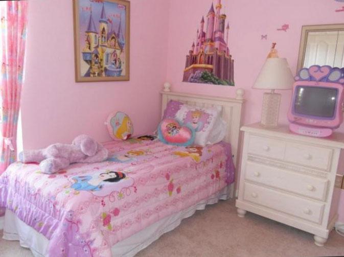 Тонкости создания детской комнаты для сна