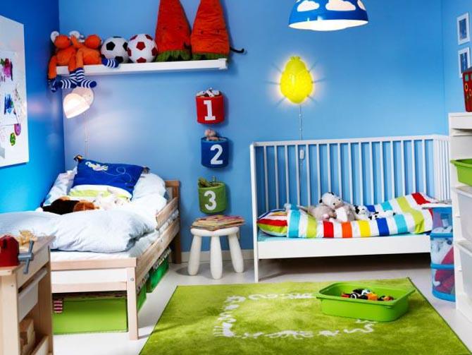 Детская спальня - фото