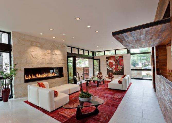 Фото дизайна гостиной