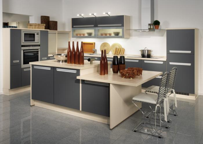 Дизайн кухни 12 метров