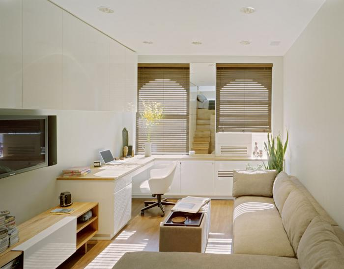 Дизайн малагабаритной квартиры