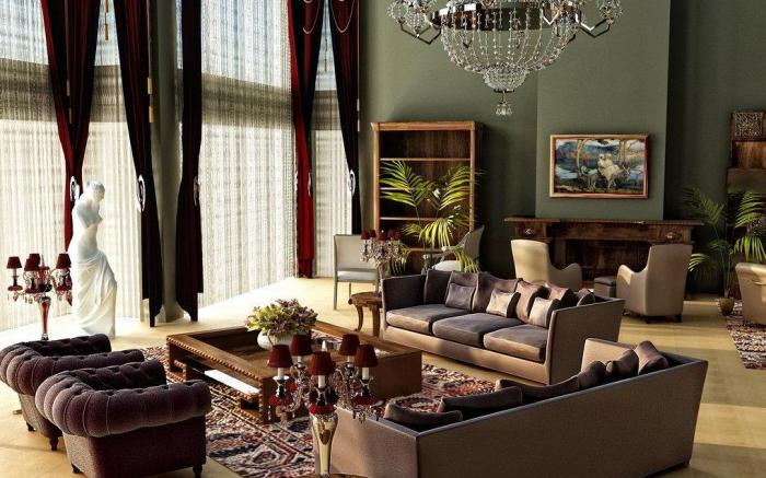 Фото дизайна комнаты