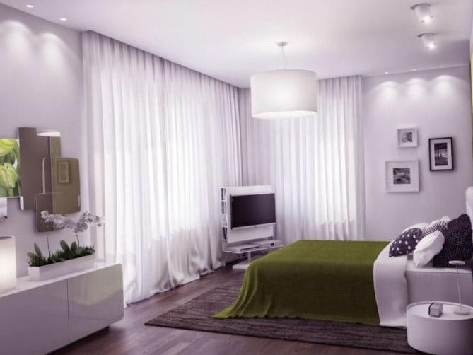 Дизайн комнаты 12-15 кв.м.